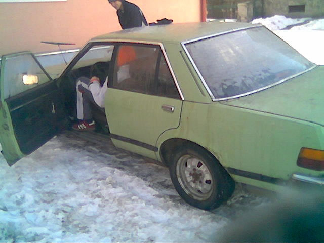 моя самая мощьная машина...ford 2 карбюратора 2.0 110кв