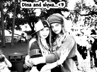 я и Слива :>