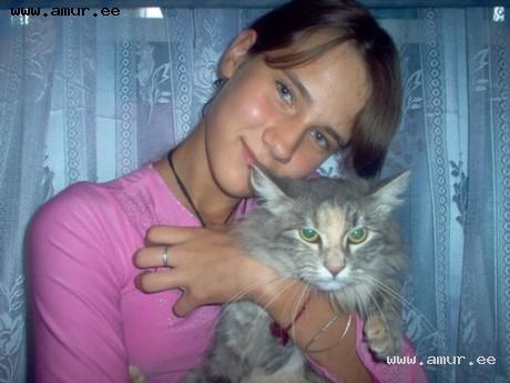 я и моя кашка!