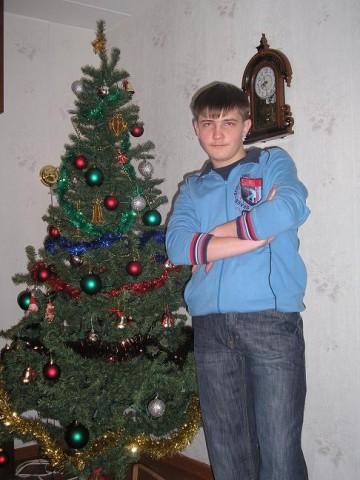 Ёлочка.....новые джинсы и Я)))