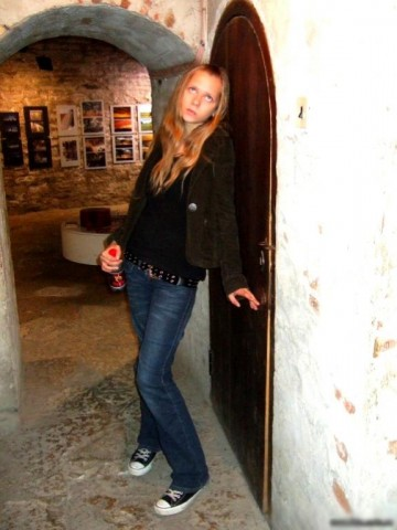 in old town)