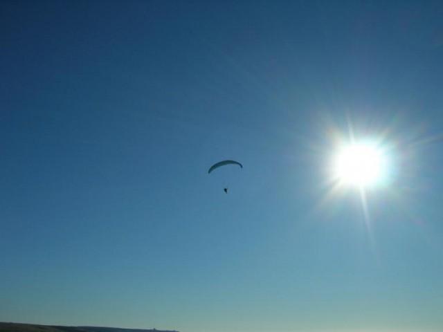 Vysoko v nebe