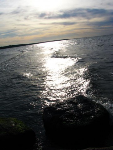 7 июня, Море.