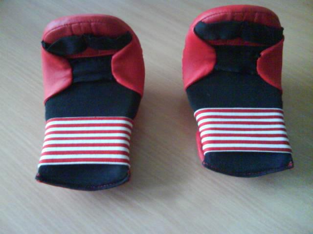 Боксерские перчатки 001аа