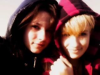 =)я с подружкой Яной