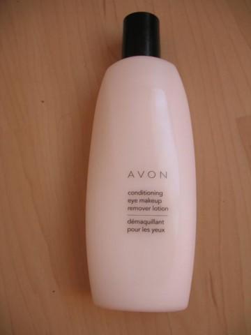 Молочко для снятия макияжа AVON