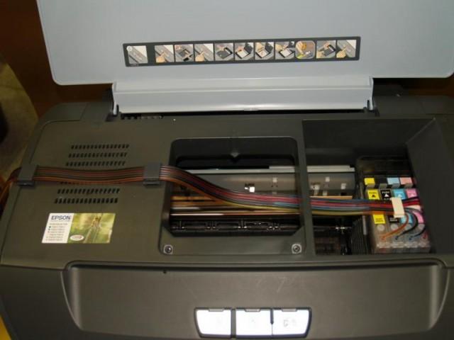 снпч на принтере