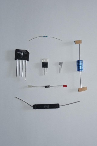 Некоторые компоненты