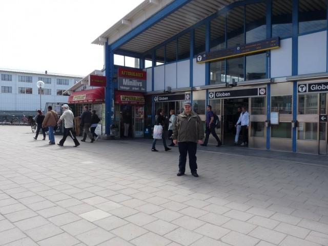 Globen station