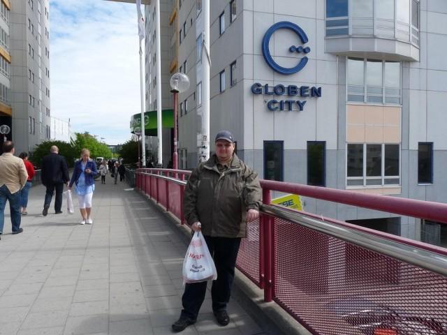 Globen city