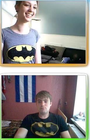 бэтман и бэтвуман