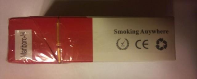 (e-cigarette)