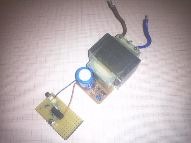 доработка зарядки от старой моторолы