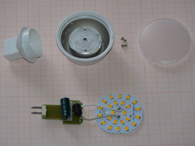 Extra Low Voltage LED