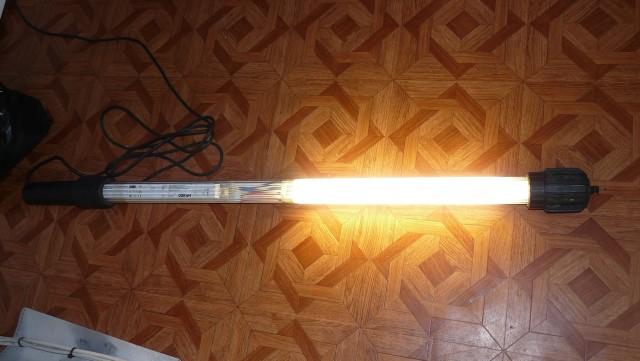 меч Джедая после ремонта
