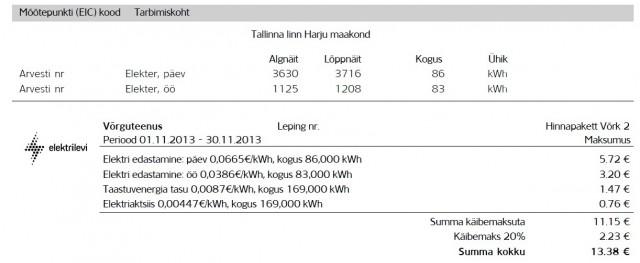 Elekter 2 11.2013