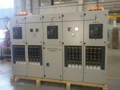 ВРУ на 2500А 2 ввода 2 секции с автоматами