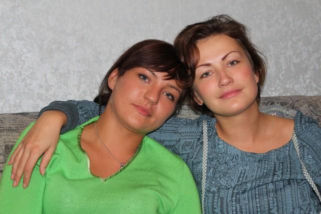 Me and Nastja