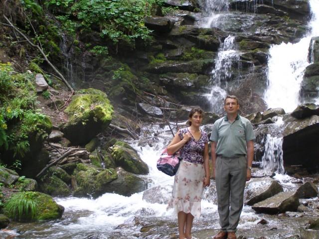 Aug.20.2010 Карпаты водопат Шипот