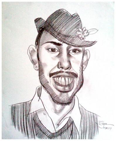 Карикатура 2009