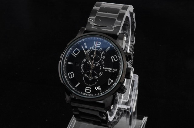 12 Mont Blanc 42X42MM Quartz Men 5月19 795446