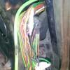 Переломленные и тяп ляп нарощенные провода