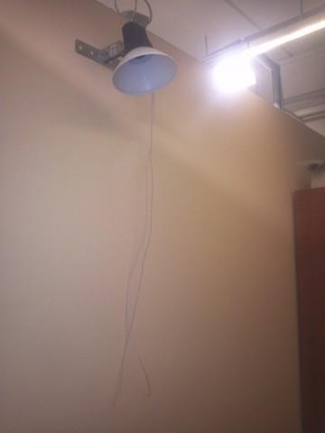 монтаж на стену