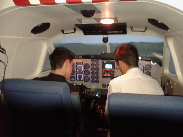 Инструктаж перед полетом