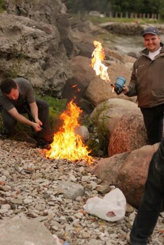 Сжигаем робу Юраса