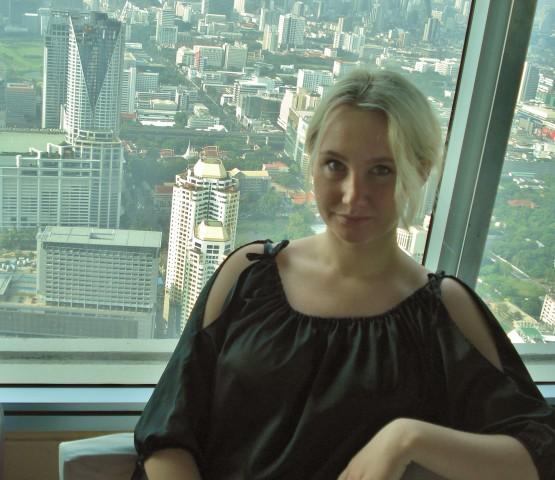 Бангкок. Вид сверху ))